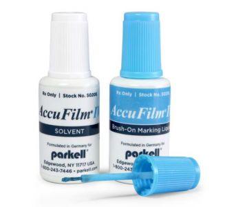 Жидкость артикуляционная Parkell AccuFilm IV 10мл+20мл