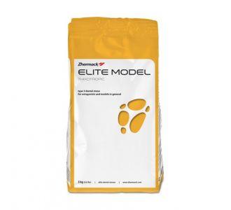 Гипс Zhermack Elite Model 3 класс 3кг голубая сталь С410070