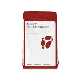 Гипс Zhermack Elite Base 4 класс 3кг красный С410448