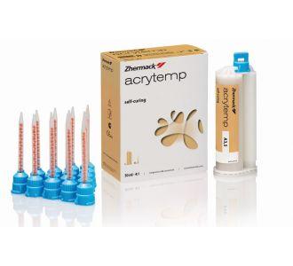 Пластмасса для коронок Zhermack Acrytemp A3,5 50мл+76гр C700205