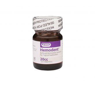 Hemodent - гемостатическая жидкость 20мл
