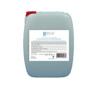 Антибактериальный гель для рук GECO, 5 л.