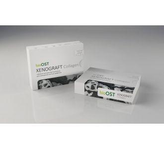 Гранулы bioOST XENOGRAFT Collagen с коллагеном 0.25 - 1.0мм, XCol-1-1