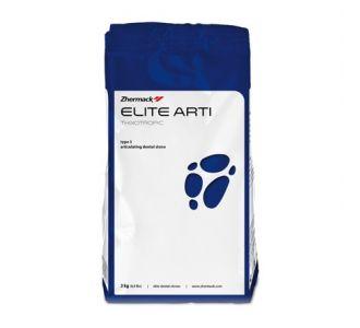 Гипс Zhermack Elite Arti 3 класс 25кг белый С410240