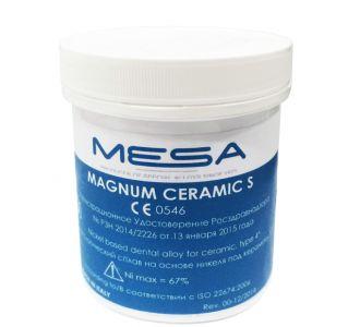 Сплав Mesa Magnum Ceramic S для керамики, никель-хромовый, 1кг